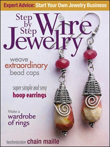 Step By Step Wire Jewelry omslag