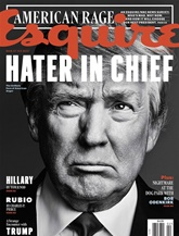 Esquire (US Edition) omslag