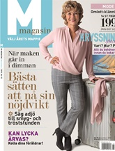 M-magasin omslag