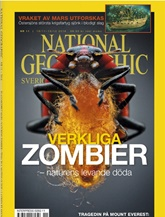 National Geographic Sweden omslag